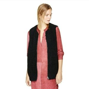 Wilfred Chatou Teddy Vest
